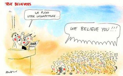 moir Alan Moirs Cartoon for 11/30/2006 cartoons