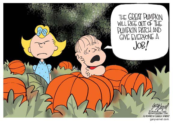 varvel Gary Varvels Cartoon for 10/22/2009 cartoons