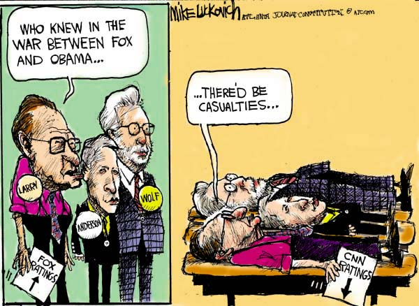 luckovich Mike Luckovichs Cartoon for 10/30/2009 cartoons