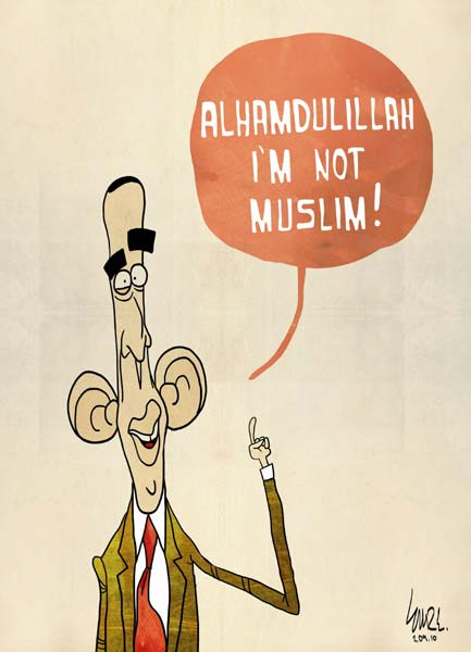 emre Emre Ozdemirs Cartoon for 9/1/2010 cartoons