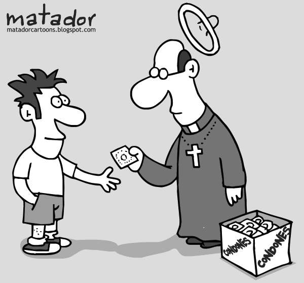 matador Matadors Cartoon for 10/26/2010 cartoons