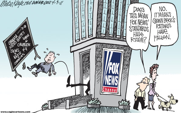 keefe Mike Keefe Cartoon for 04/11/2011 cartoons