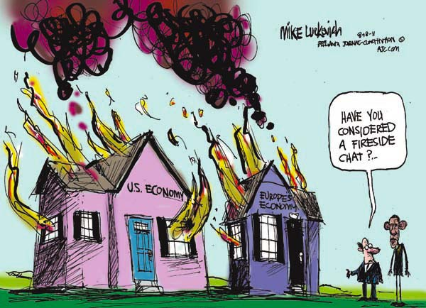 luckovich Mike Luckovichs Cartoon for 8/18/2011 cartoons