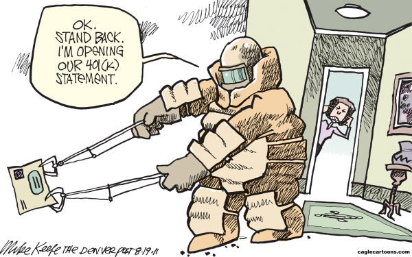 keefe Mike Keefe Cartoon for 08/20/2011 cartoons
