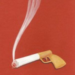 smoking can kill you 150x150 Interview With Indonesian Cartoonist Thomdean cartoons