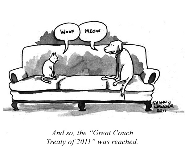 wheeler couch Couch Treaty cartoons