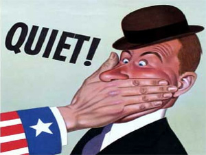 free speech 300 ALEC bullying shows what DISCLOSE Act is about cartoons