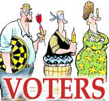 election voters