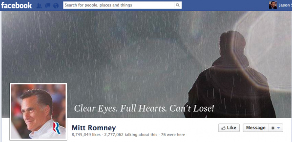 romney friday night lights facebook Mitt Romney, You're No Coach Taylor cartoons