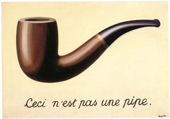 magritte pipe2 More Pope, Italy, Sequester and Wedgies cartoons