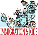 immigration and kids
