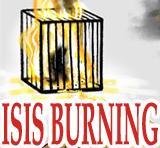 isis burn
