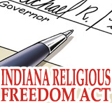 Indiana freedom act